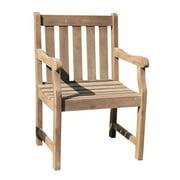 Renaissance Eco-friendly Patio Garden Arm Chair