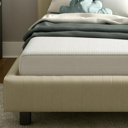 Signature Sleep Gold Series CertiPUR-US 6 Inch Memory Foam Mattress, Multiple (Signature Sleep Memoir 12 Memory Foam Mattress Queen)