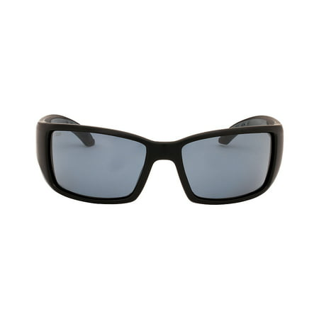 Bronze Zebra Sunglasses (Costa Blackfin Acetate Frame Grey Lens Men's Sunglasses)