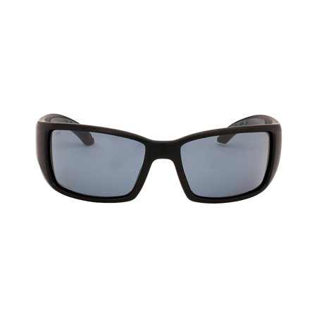 Brown Gray Lens Sunglasses (Costa Blackfin Acetate Frame Grey Lens Men's Sunglasses BL11OGP)