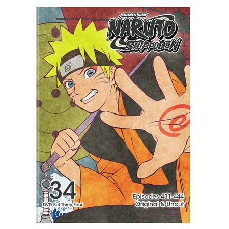 Naruto Shippuden Uncut Set 34 (DVD) ()