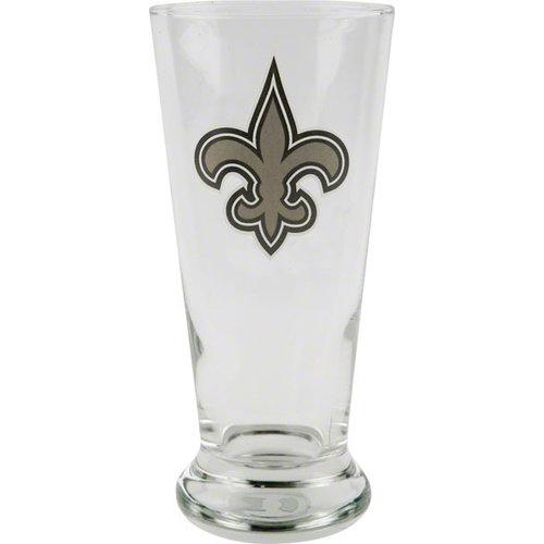 NFL - New Orleans Saints Logo 16 oz Logo Pilsner Glass