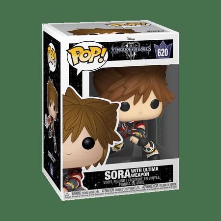 Funko POP Disney: Kingdom Hearts 3 S2 - Sora w/ Ultima Weapon