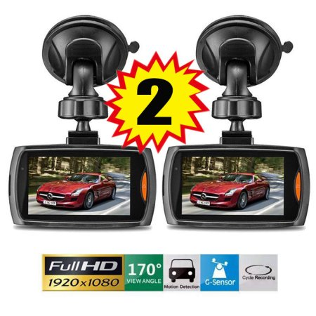 "1080P 2.7"" TFT LCD Car Camera Full HD Dash Cam Crash DVR Digital Video Recorder Night VisionCamcorder Car Equipment"