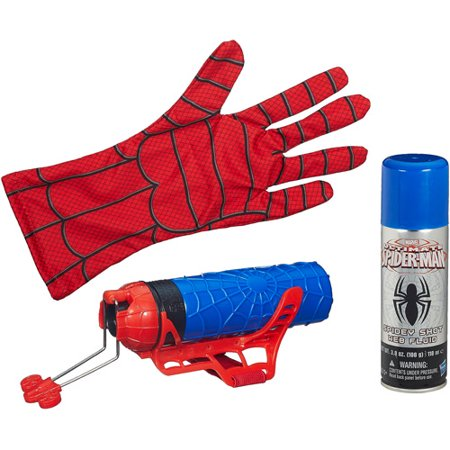 Marvel Ultimate Spider-Man Web Warriors Spider-Man Color Shock - Spider Man Ultimate