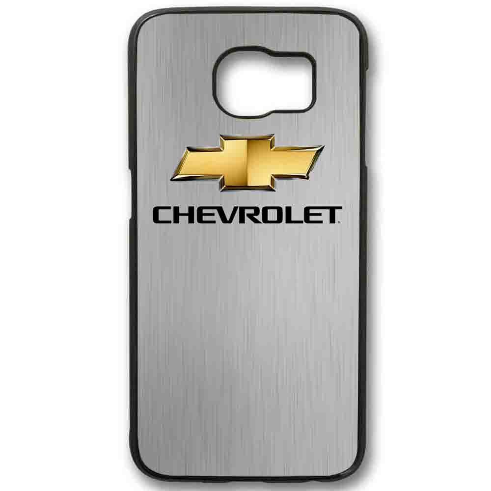 Ganma chevy chevrolet gold Case For Samsung Galaxy Case (Case For Samsung Galaxy S6 Black)