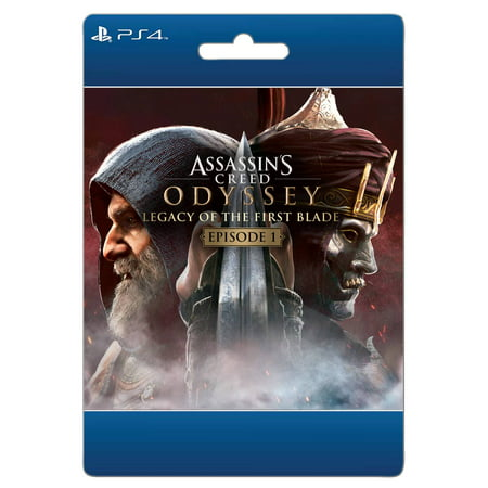 Assassin's Creed Odyssey: Legacy of the First Blade, Ubisoft, Playstation, [Digital (Hidden Blade Assassin's Creed)