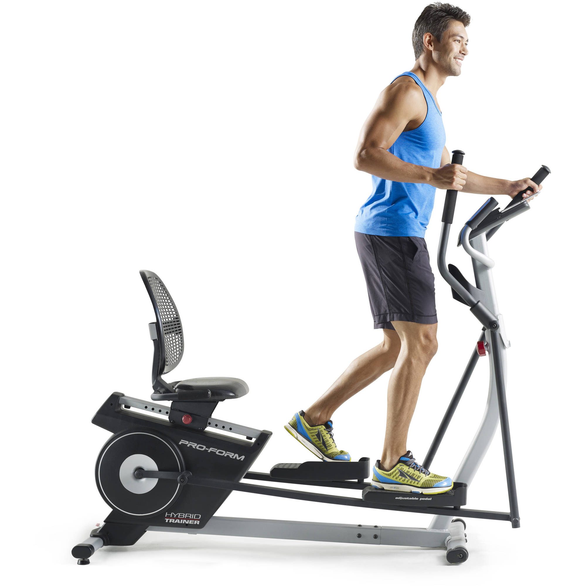 ProForm Hybrid Trainer 2-in-1 Elliptical/Recumbent Bike