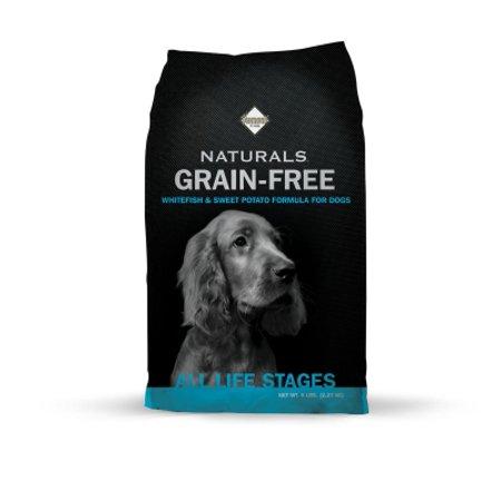 Diamond Naturals Grain Free Whitefish And Sweet Potato Review