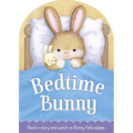 Bedtime Bunny : Read a Story and Watch as Bunny Falls Asleep (Bunny Reading)