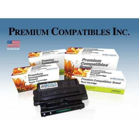 Premium Compatibles Inc. STI-204511-PC Replacement Ink and Toner Cartridge for Savin Printers