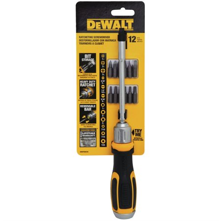 Dewalt DWHT69233 12 Bit Ratcheting - Dewalt Screwdriver Bits