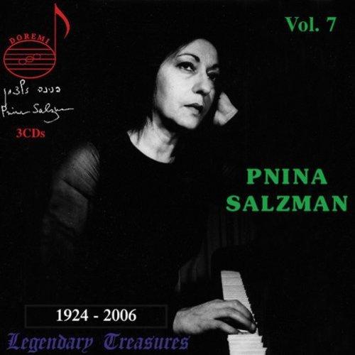 Legendary Treasures: Pnina Salzman 7
