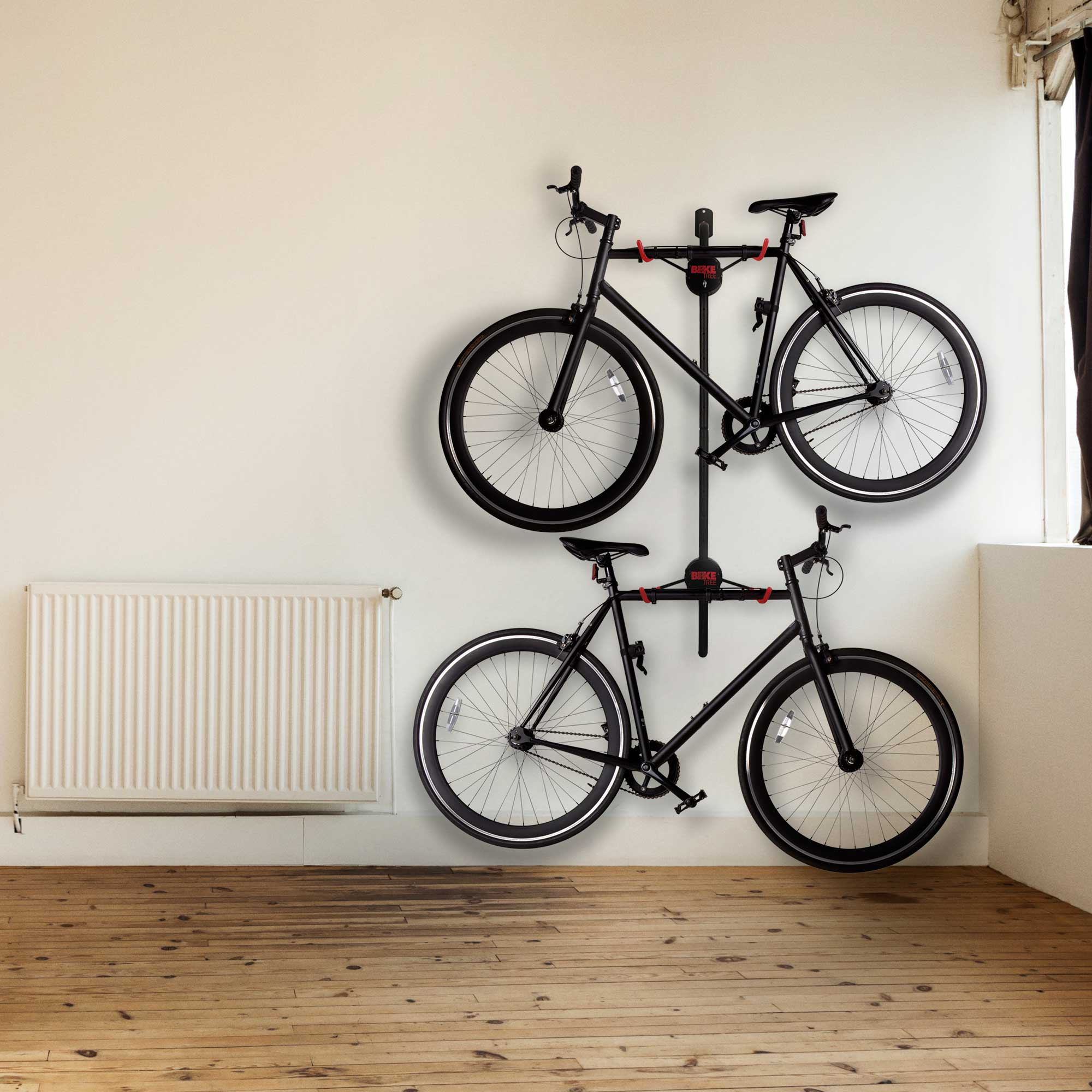Bike Tree Double Wall Mount