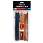 Charcoal & Graphite Drawing Kit, 1 Each