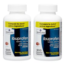 Pain Relievers: Member's Mark Ibuprofen