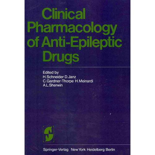 Clinical Pharmacology of Anti-Epileptic Drugs