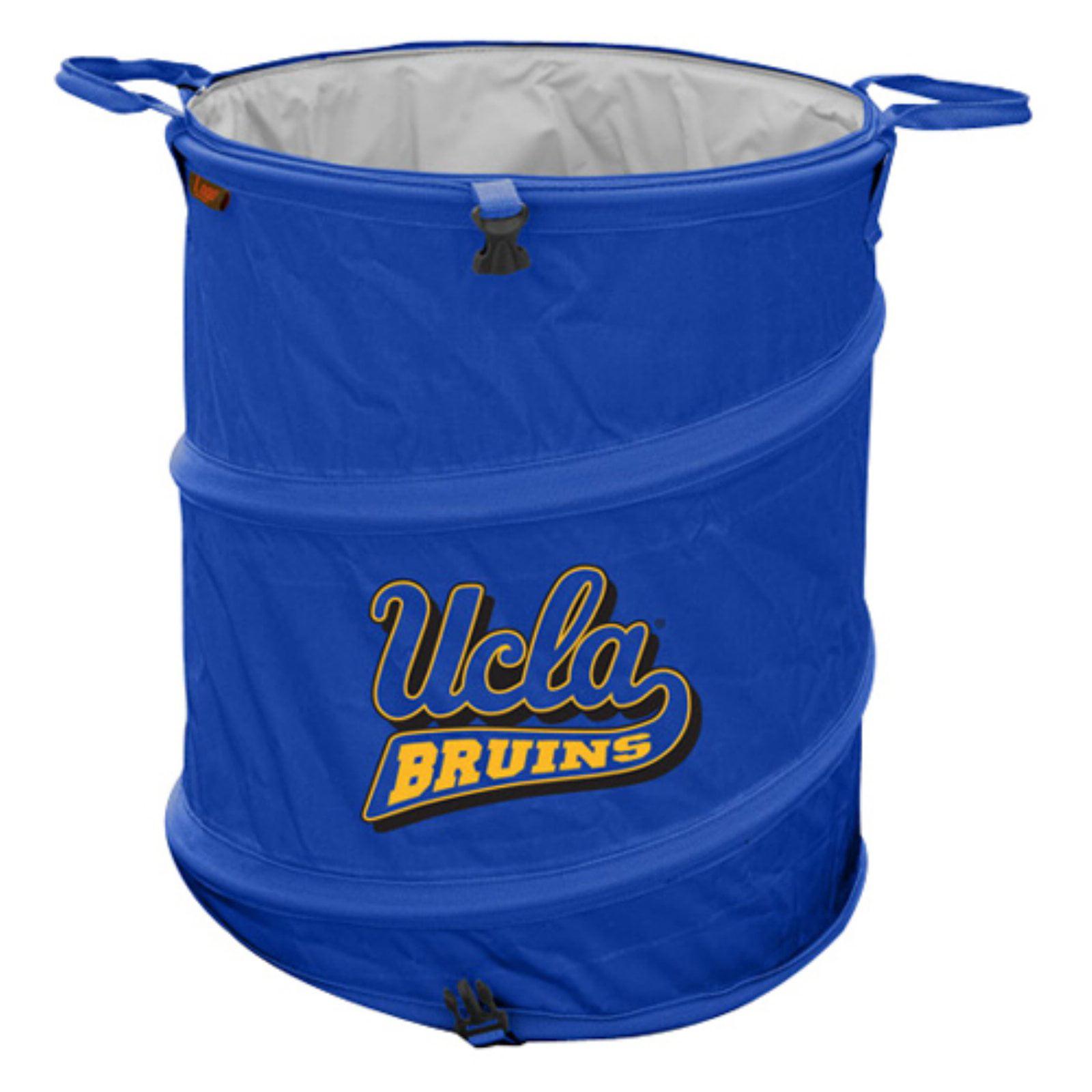 Logo Chair NCAA College Pop-Up Trash Can