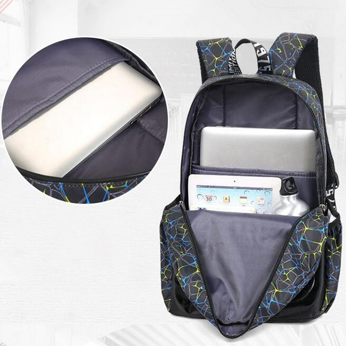Meigar - Meigar 3pcs set Kids Backpack School Bags Student Travel Shoulder  Pencil Bag - Walmart.com 01605c48e19e9