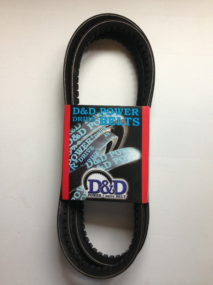 1 Band Rubber D/&D PowerDrive 52513 V /& W Machine Replacement Belt