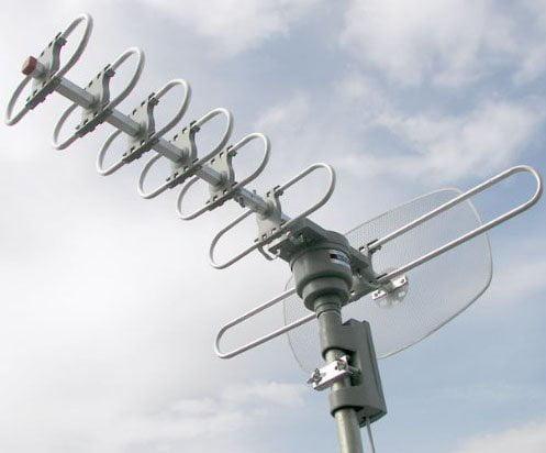 Quantum FX ANT 105U Outdoor Digital TV Antenna (Discontin...