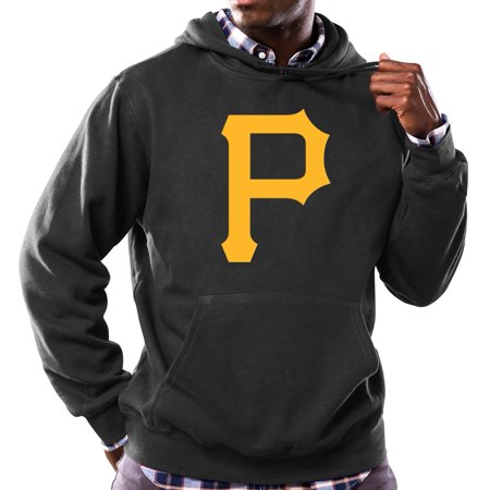 "Pittsburgh Pirates Majestic MLB ""Scoring Position"" Mens Hooded Sweatshirt by"