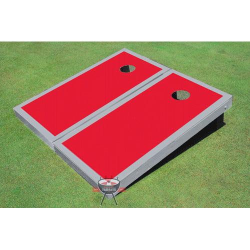 All American Tailgate Matching Border Cornhole Board (Set of 2)