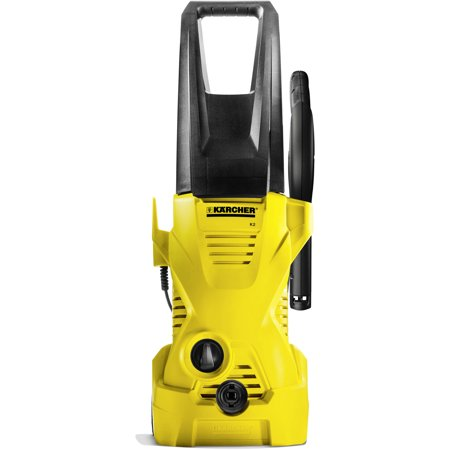 Karcher K2 Plus Electric Power Pressure Washer, 1600 PSI 1.25 GPM