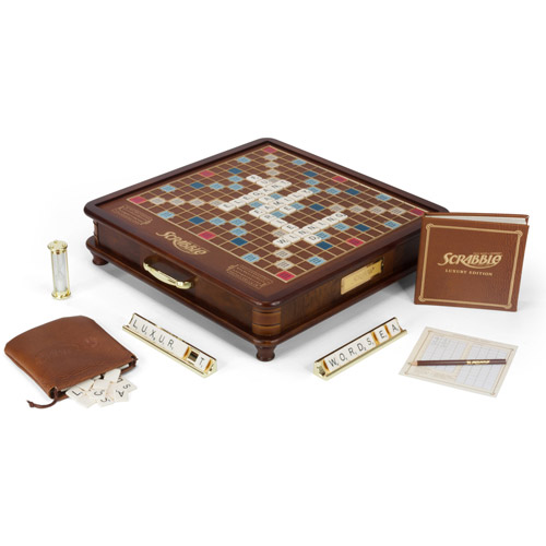 Winning Solutions Scrabble Game Luxury Edition