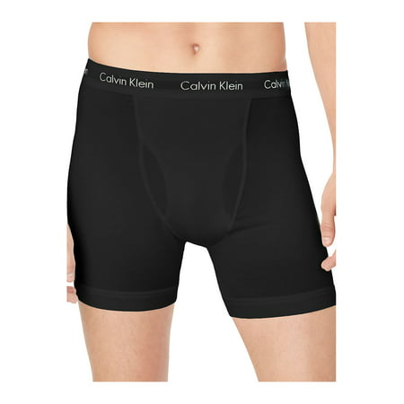 Calvin Klein Men's Cotton Stretch Boxer Brief (3-Pack)