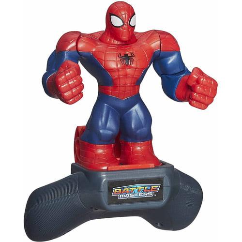 Marvel Battle Masters Spider-Man Figure