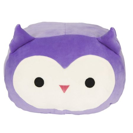 SQUISHMALLOW Holly the Owl Stuffed Animal, Purple](Owl Stuff For Girls)