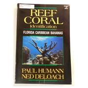 Innovative Scuba Caribbean Coral ID Book