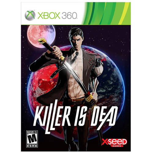 Killer is Dead (Xbox 360) - Pre-Owned