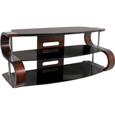 Metro Series Brown 120 TV Stand for TVs up to 60″