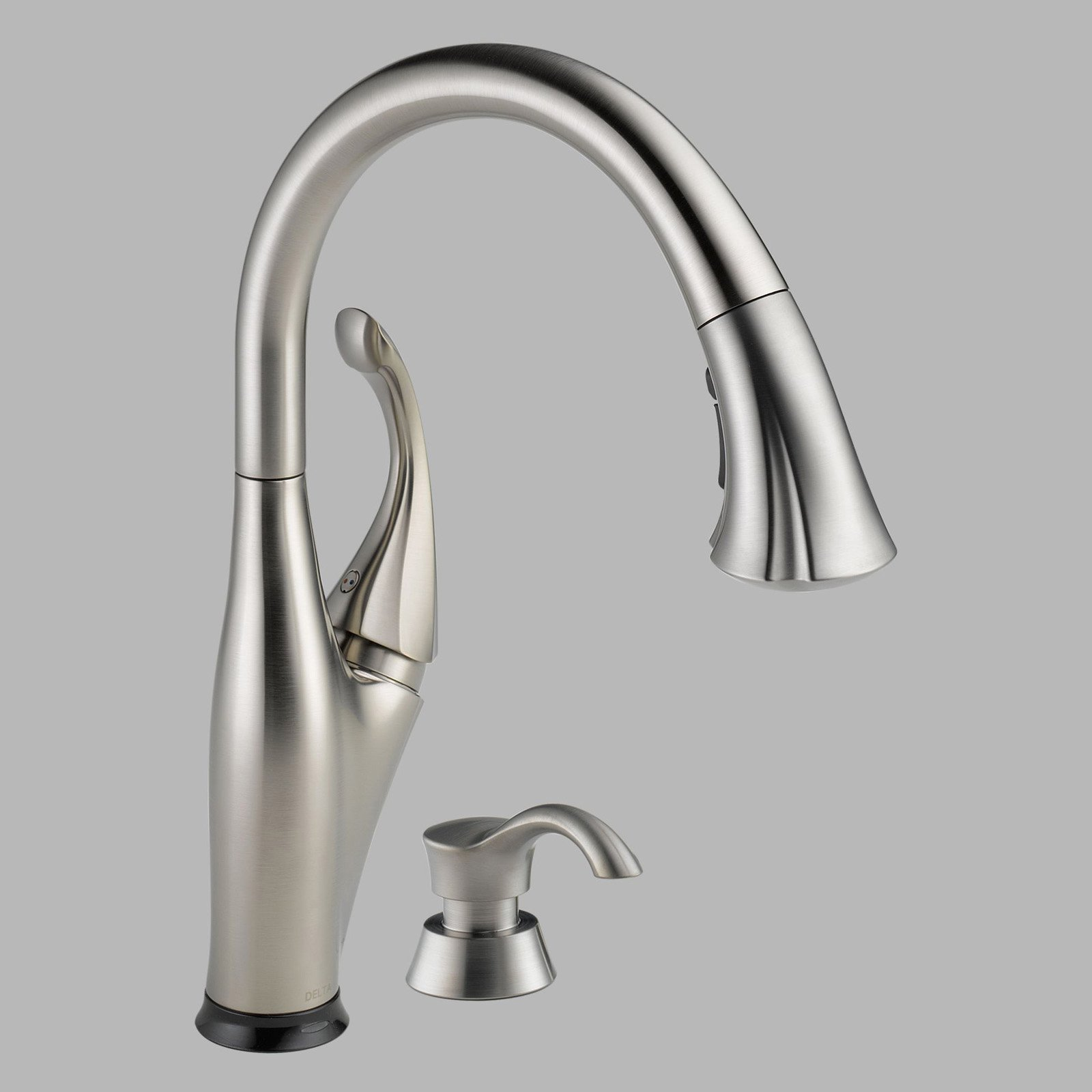 Delta Addison Kitchen Faucet With Pullout Spray, Available In Various Colors