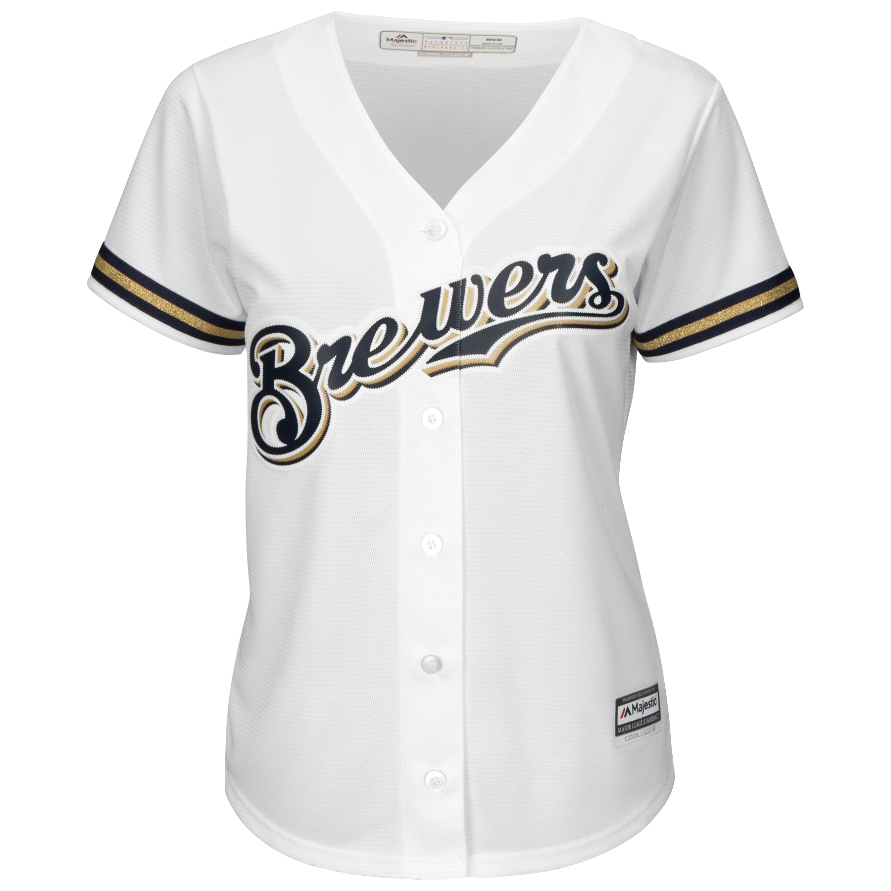 Ryan Braun Milwaukee Brewers Majestic Women s Alternate Cool Base Replica  Player Jersey - White - Walmart.com 5e7e25285