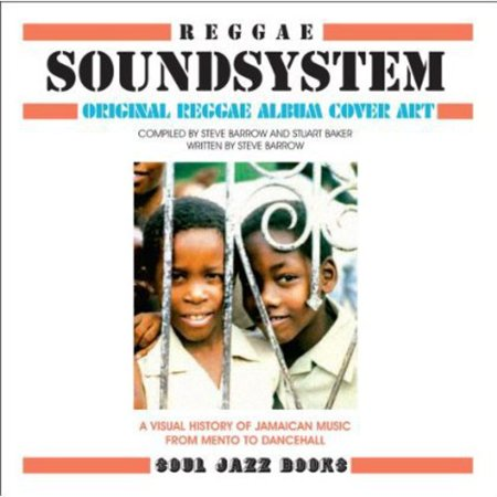 Reggae Soundsystem! Original Reggae Album Cover