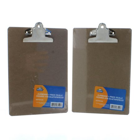 Lot of 2 Mini Clipboards 6