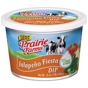 Prairie Farms Farmer Owned Jalapeno Fiesta Dip, 16 Oz.
