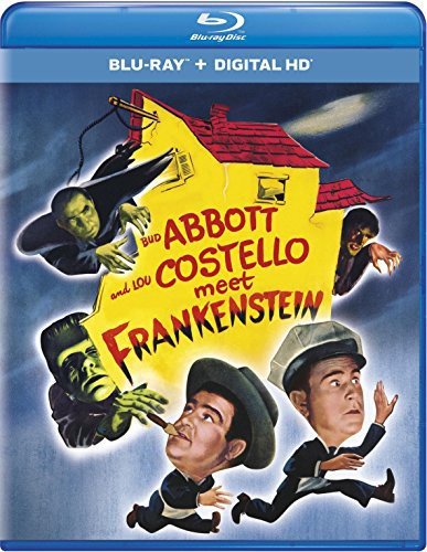 Abbott And Costello Meet Frankenstein (Blu-ray) by Universal Studios