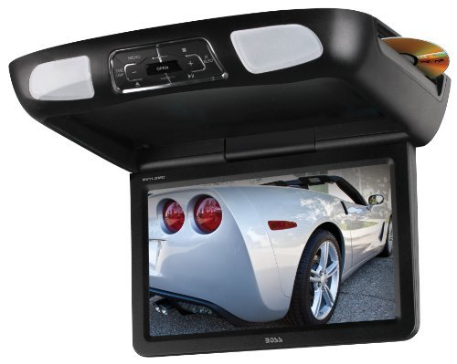 "Boss BV11.2MC Car DVD Player 11.2"" LCD Display 1024 x 600 Roof-mountable DVD Video, Video CD Secure... by Boss Audio"