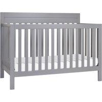 Baby Mod Modena 4-in-1 Convertible Crib Gray