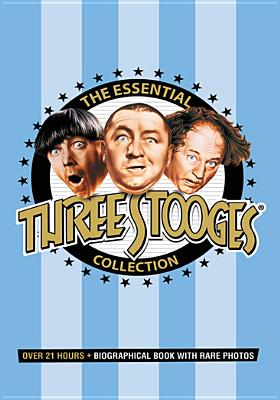 The Essential Three Stooges Collection (DVD) by MADACY ENTERTAINMENT GROUP INC