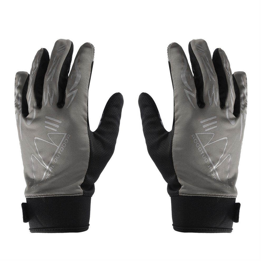 OUTAD Men//Women Outdoor Full Finger Gloves Cycling Gloves Mountain Bike Gloves K
