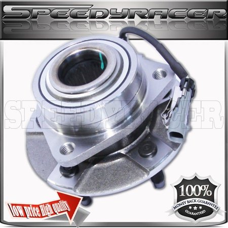 Front Left Or Right Wheel Hub And Bearing Assembly For Equinox Torrent Vue W Abs