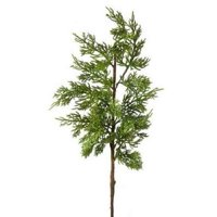 """2PK Realistic Soft Touch Juniper Christmas Greenery - 28"""" Tall"""