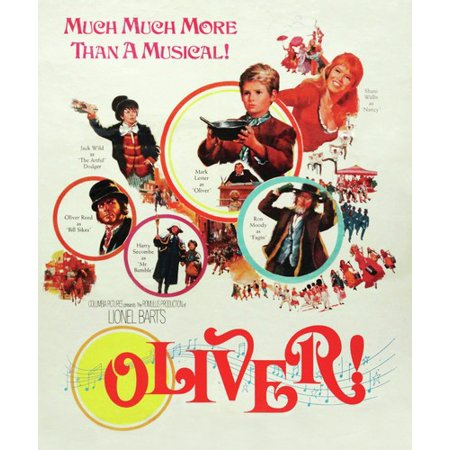 Oliver! (Blu-ray) - image 1 of 1