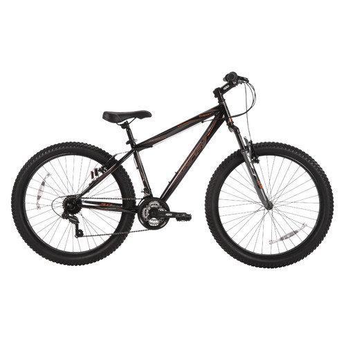 Huffy Mens Mountain Bike 26'' - Tyrant 3.0, Gloss Pure Black