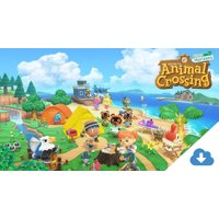 Animal Crossing: New Horizons, Nintendo, Nintendo Switch, (Digital Download), (045496662479)